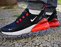 Мужские кроссовки в стиле Nike Air max 270 / Размеры 40-44