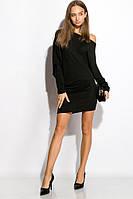 Платье женское ассорти 120P152 (Черный) t-120P152_c1316