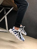 Кроссовки Adidas Yeezy Boost 451 White Blue Black