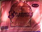 Пакет полиэтиленовый майка № 35 ''Золотое сечение'' (21/5,5*36 см) 100 шт/упаковка, фото 2