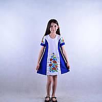 """Вишита сукня для дівчинки """"Асорті"""", фото 1"""