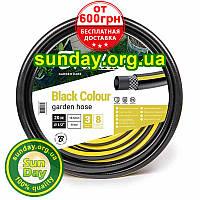 """Шланг для полива BLACK COLOUR черный 1"""" (25 мм) 25м от Bradas. Бесплатная доставка при заказе от 600грн, фото 1"""
