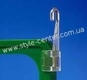 Держатель с крючком для подвешивания пластиковой рамки