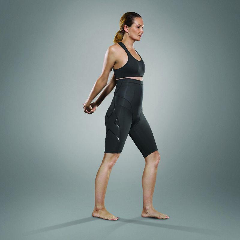 Женские компрессионные шорты 2XU для послеродового периода (Артикул: WA3600b)
