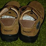 Geox ботинки кожа, фото 4