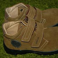 Geox ботинки кожа, фото 1