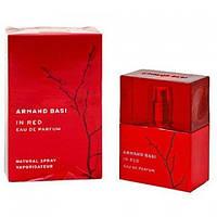 Armand Basi In Red Eau de Parfume парфюмированная вода 50 ml. (Арманд Баси Ин Ред Еау де Парфюм), фото 1