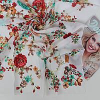 "Турецкий батистовый платок ""Лейла"""