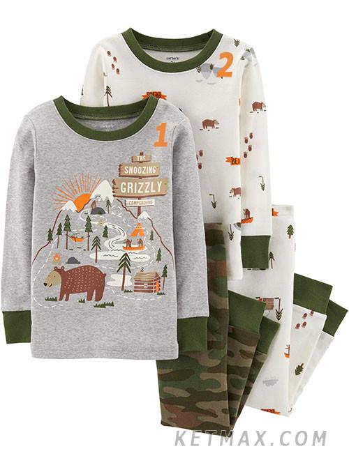Пижамы Carter's для мальчика поштучно
