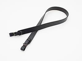 Ремень для ружья прямой кожа-спилок 5020