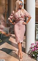 Стильный женский костюм (42-48)