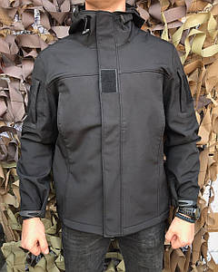 Куртка Military Soft Shell Black