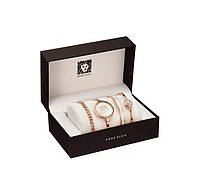 🔝 Наручные женсккие часы с браслетами, Золото, стильные в подарочной упаковке, с доставкой по Украине , Распродажа, товары со скидками, акционные