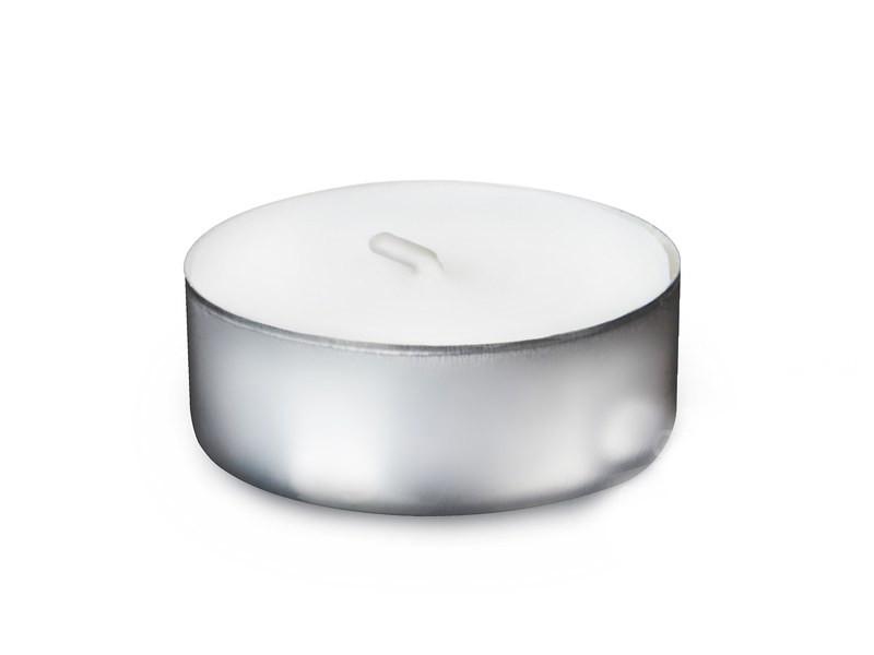 Свеча-таблетка плавающая, чайная Белая 1 шт