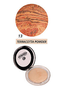 Терракотовая пудра - terracotta powder New Line Milano