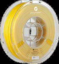 Пластик в котушці PolyFlex TPU95 1,75 мм, Polymaker, 0.75 кг жовтий