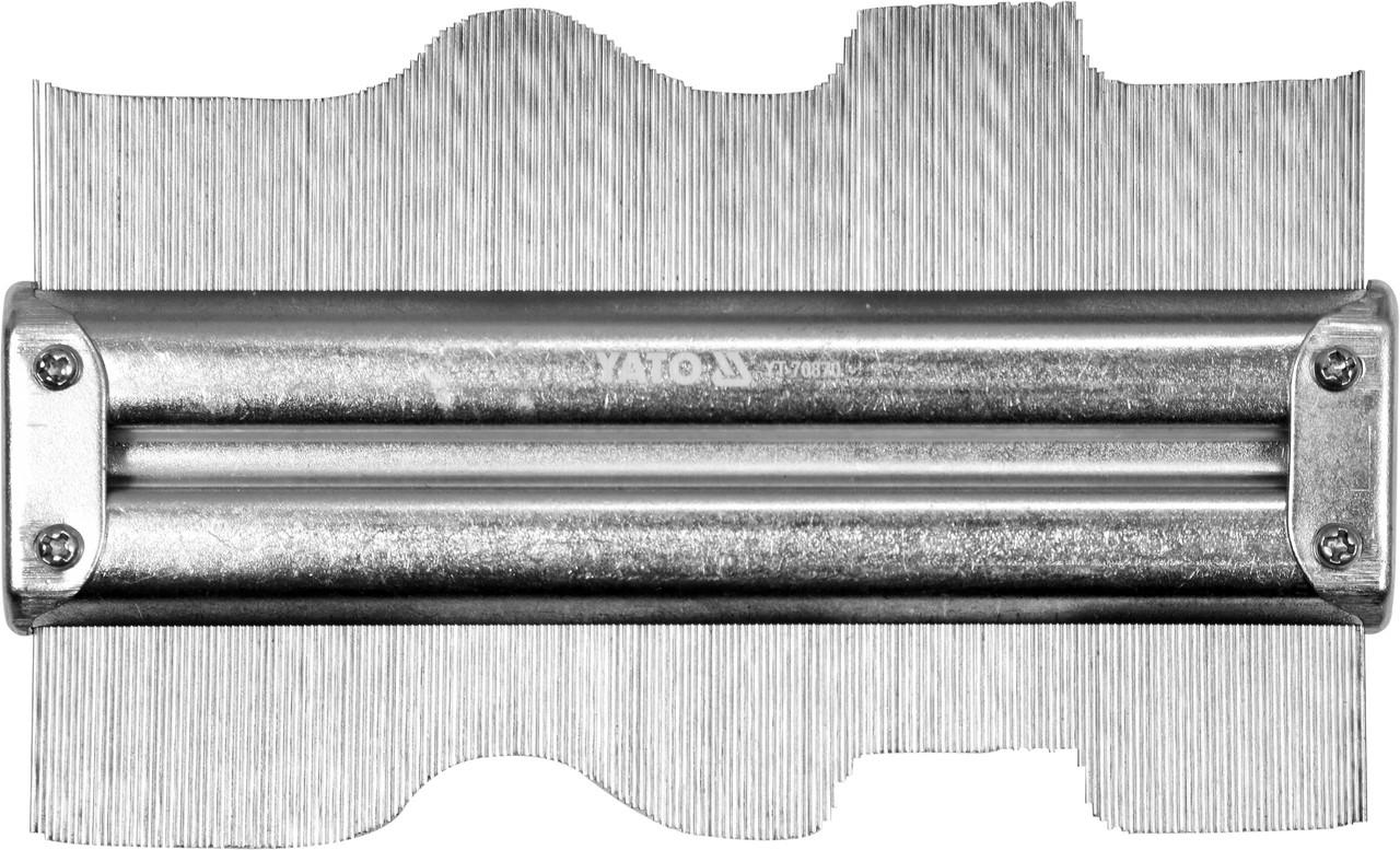 Шаблон для профилей 150x46 мм, Yato (YT-70870)