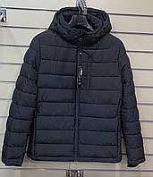 Куртка мужская зимняя TIGER FORCE Артикул: TJBW-70556-776 цвет т.серый матовый