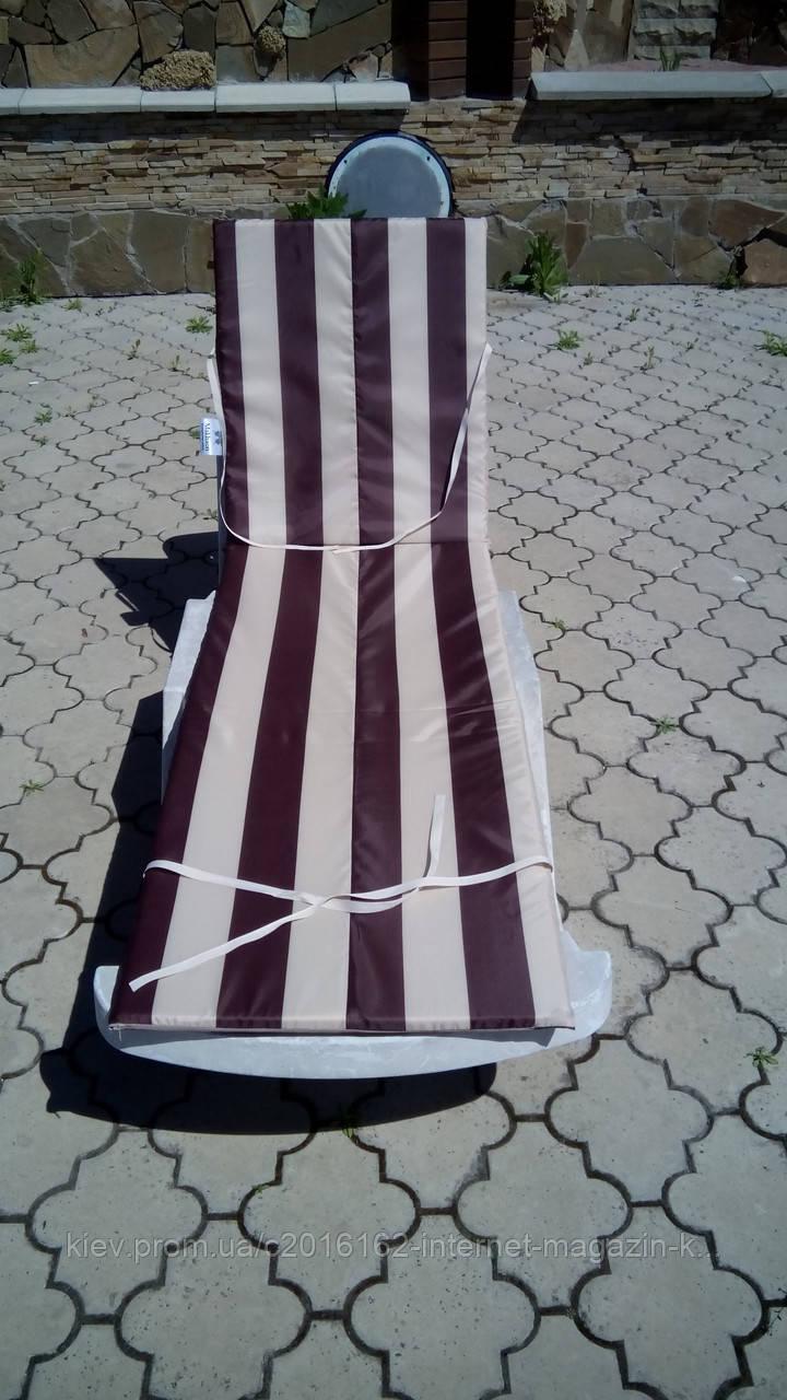 Матрасы для лежаков пляжных в ассортименте Бриз 180505