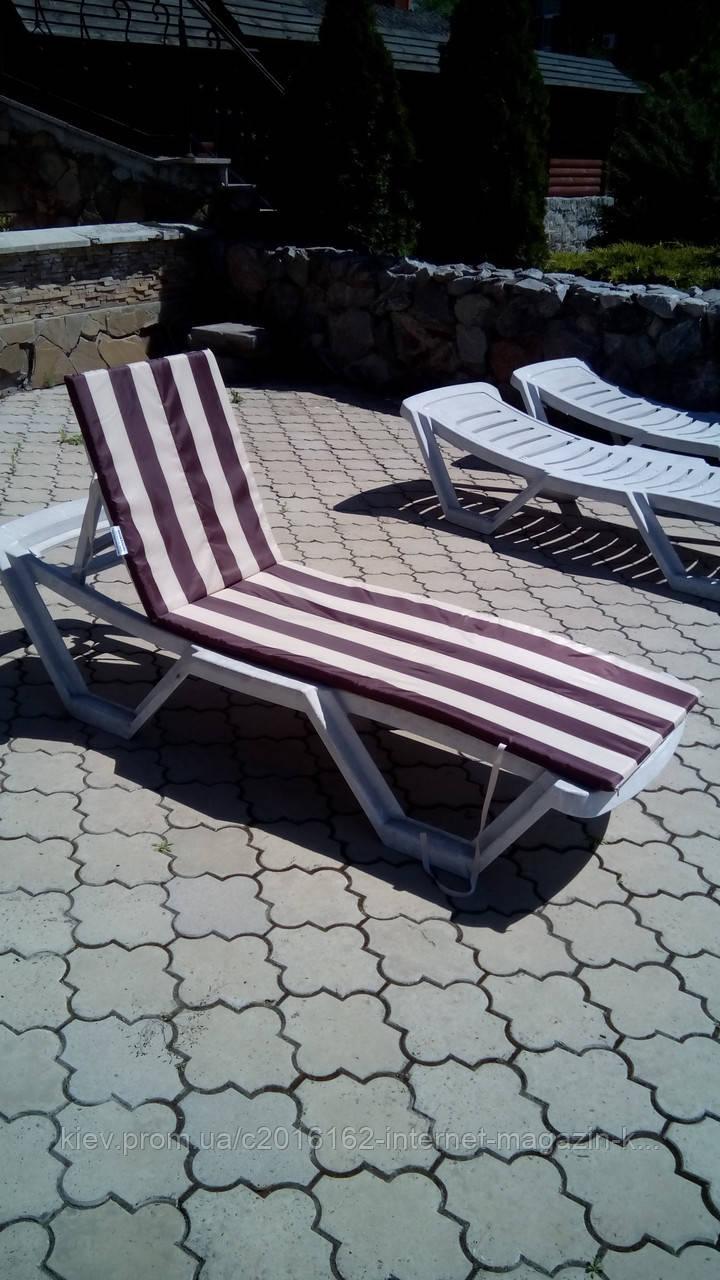 Матрацы для шезлонгов и лежаков на дачу и пляж 180503