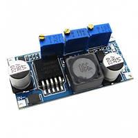 LM2596S понижающий преобразователь с регулировкой напряжения, тока LM2596S