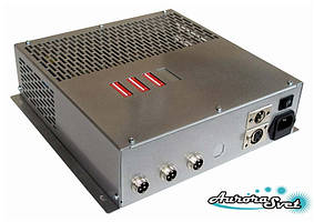 БУС-3-03-150MW блок керування світлодіодними світильниками, кількість драйверів - 3, потужність 150W.