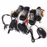 Комплект видео наблюдения Регистратор + 4 проводных камер CCTV DVR KIT CAD D001 1,3mp\4ch, фото 8