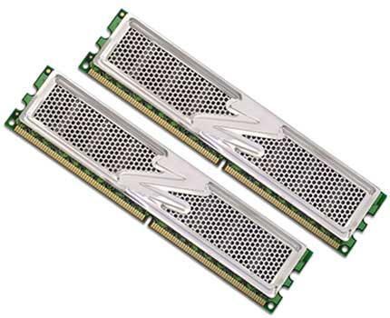 Игровая оперативная память OCZ Platinum DDR2 2Gb 800MHz PC2 6400U