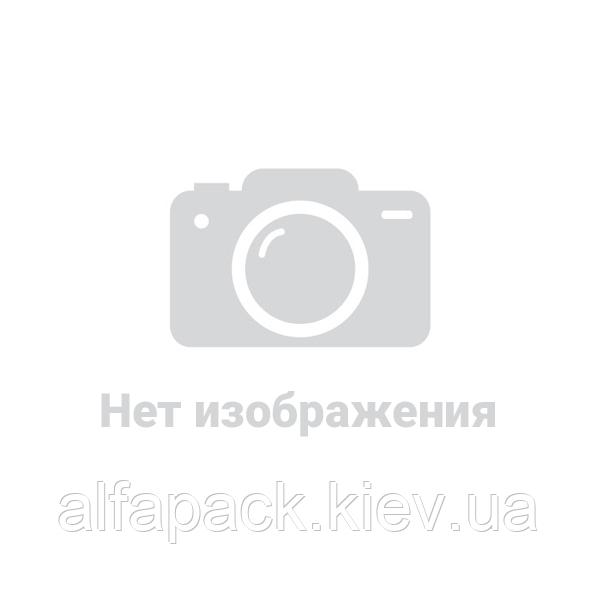 Вилка одноразовая черная 16 см