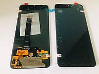 Дисплей для мобильного телефона Xiaomi Mi9 / черный / с тачскрином