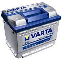 Аккумулятор 60Ah-12v VARTA BD(D43) L,EN540