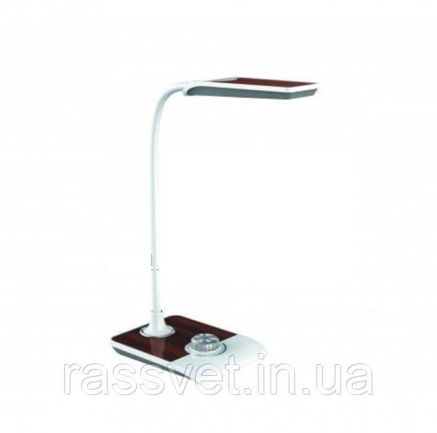 Настольная лампа Z-Light ZL 50022 8w WHITE-DUB