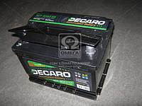 Аккумулятор 60Ah-12v DECARO (242x175x175),(0 R),EN600