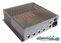 БУС-3-04-150MW блок управления светодиодными светильниками, кол-во драйверов - 4, мощность 150W., фото 1