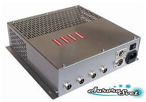 БУС-3-04-150MW блок керування світлодіодними світильниками, кількість драйверів - 4, потужність 150W.