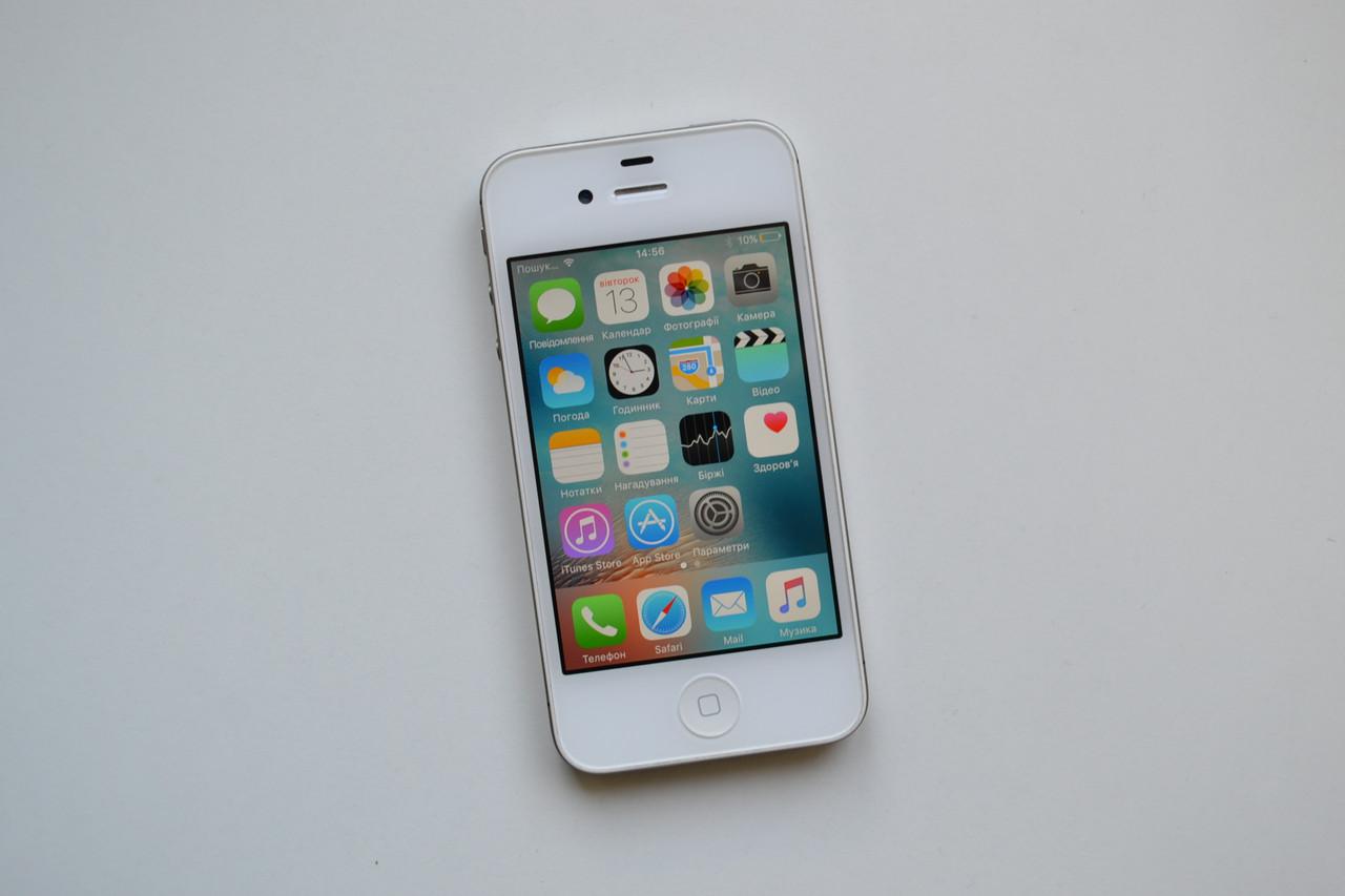 iphone 4s white 16 gb