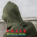 Свитер с капюшоном СТАЛКЕР (OLIVE), фото 3