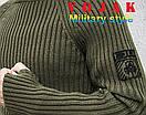 Свитер с капюшоном СТАЛКЕР (OLIVE), фото 5