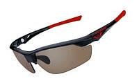 Очки EXUSTAR CSG18-BK, фотохромная линза, защита от ультрафиолета, черные