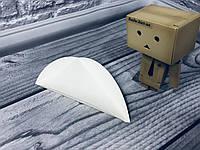 Подложка под пирожное с ушками/треугольник, молочный, 80х135мм/мин 200 шт, фото 1