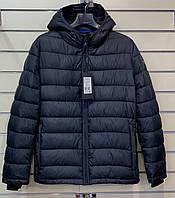 Куртка мужская зимняя TIGER FORCE Артикул: TJBW-70557D-15 цвет т.синий