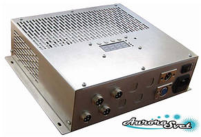 БУС-3-04-150MW-LD блок керування світлодіодними світильниками, кількість драйверів - 4, потужність 150W.