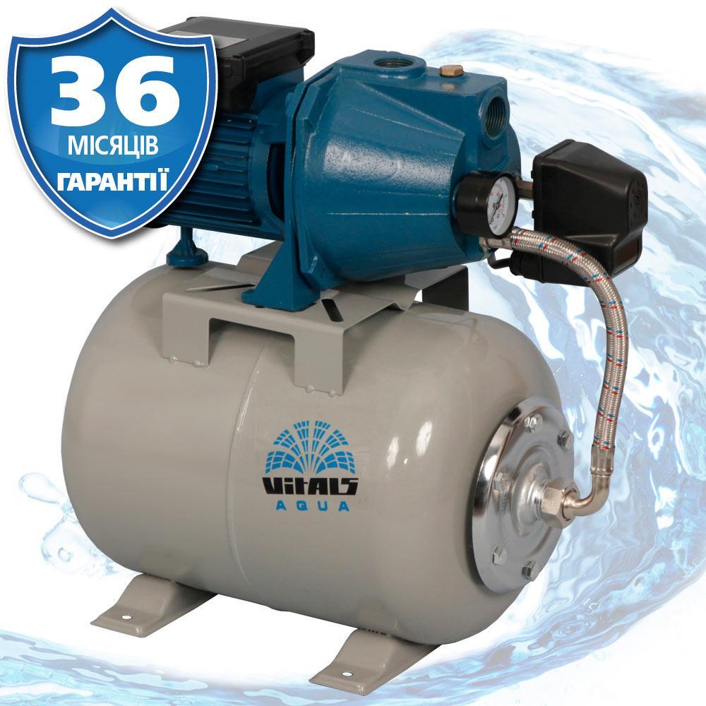 Станция насосная автоматическая 49л/мин, 49 м напор,  Vitals Aqua AJ 950-24e