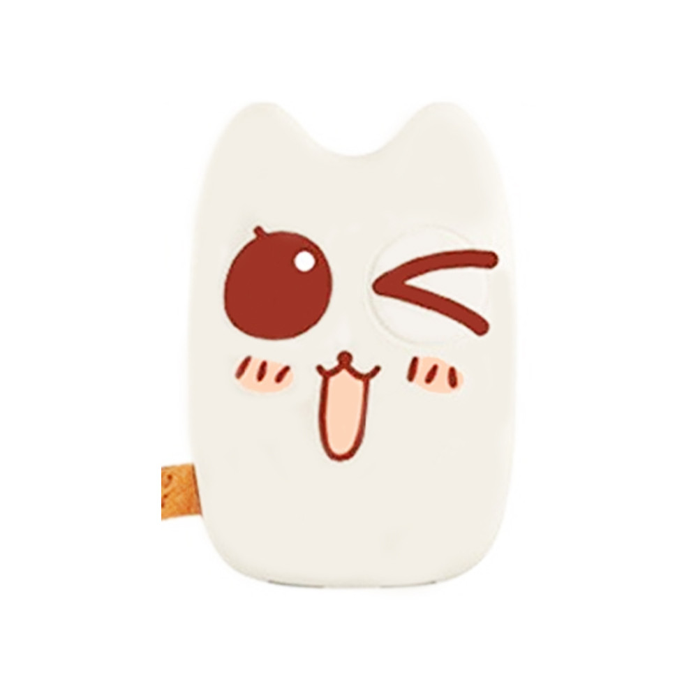 Power Bank Cat Smile 6000mАh USB 2x1A