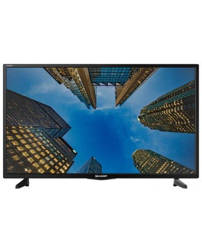 Телевизор Sharp LC-40FI5342E (AM200Гц FullHD Smart Aquos Net+ DTS Tru Surround, HarmanKardon 20Вт DVB-C/T2/S2)