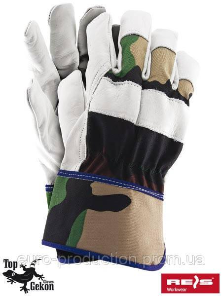 Перчатки усиленные RFORESTER MOW
