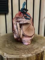 Набор срезов - спилов дерева для творчества ( 20 шт )