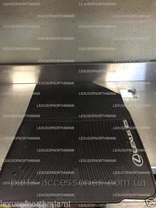 Коврики передние резиновые для Lexus ES 2006-2013 новые оригинал