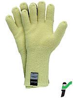 Перчатки защитные трикотажные термостойкие RJ-KEFRO35 Y