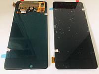 Дисплей для мобильного телефона Xiaomi Mi9T Pro  / черный / с тачскрином